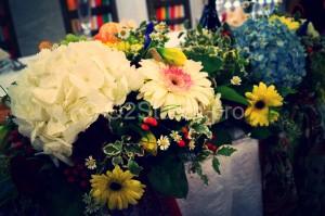 Свадьба в усадьбе Ромашково | Свадебная флористика